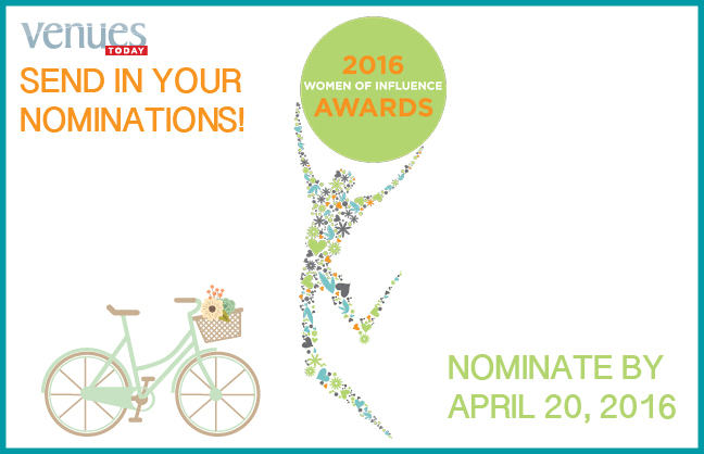 Nominate for 2016 VT Women of Influence Awards!