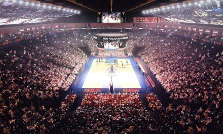 Barcelona Arena Design Unveiled