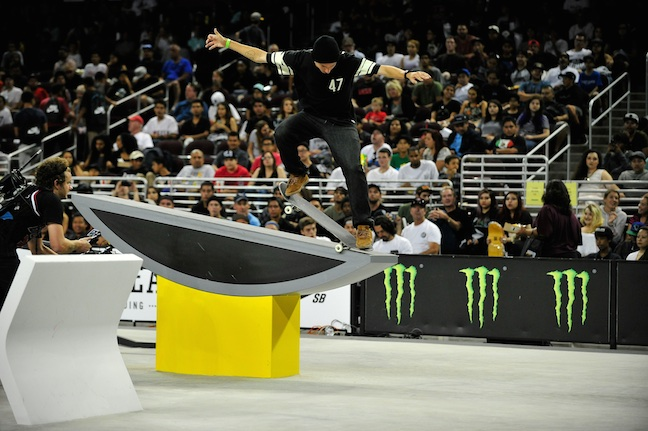 Skateboarding Grows at Galen Center