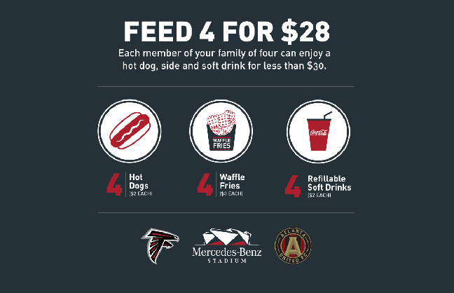 Falcons'  Pricing Model is Fan-centric