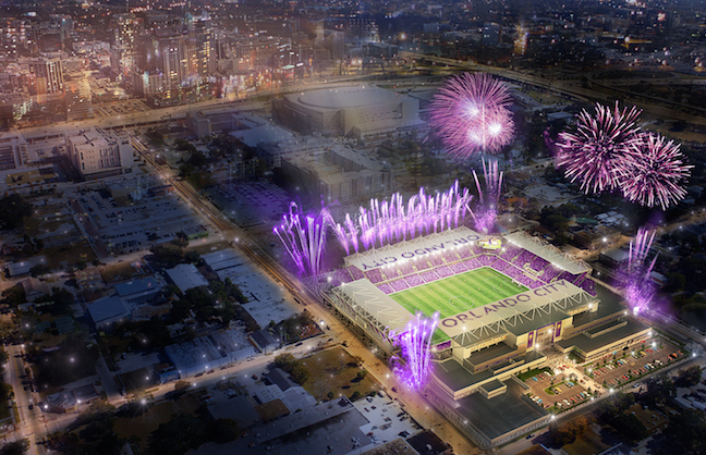 Orlando City SC Picks Spectra Food