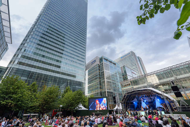 Free Music Festival Looks for Cross-Pond Success