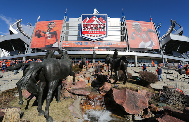 Broncos Naming Rights Up In Smoke?