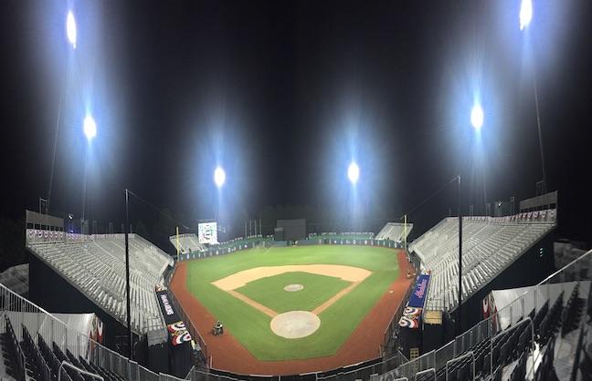 MLB's Pop-Up Park a Home Run