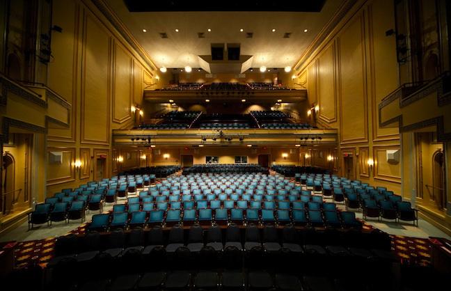 NS2 Partners with Carolina Theatre