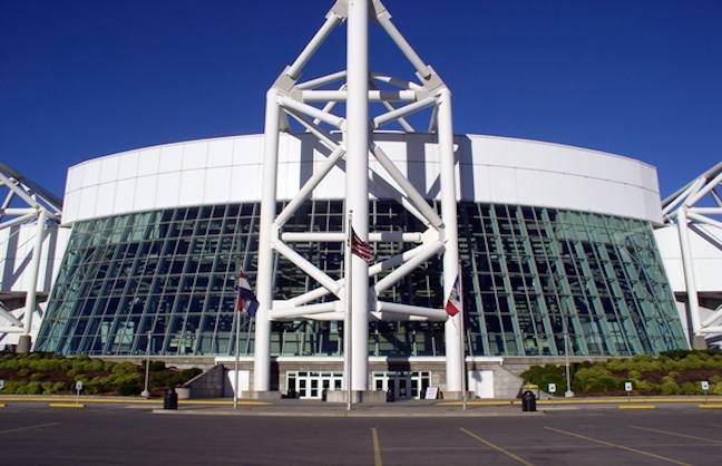 Kemper Arena Registered Historic