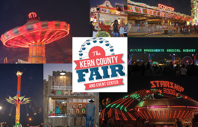 Kern County Fairgoers Fill Local Food Bank