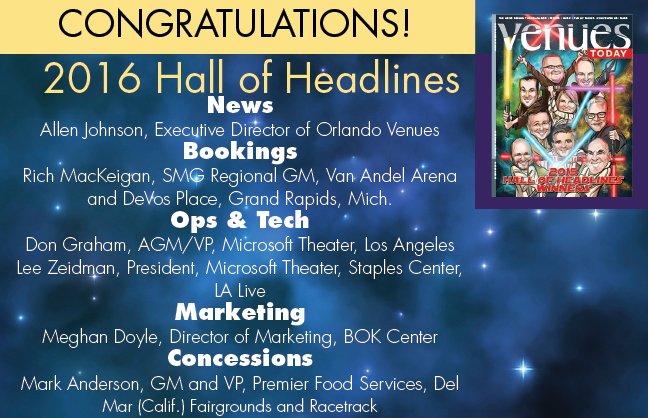 Congratulations 2016 Hall of Headlines Winners!