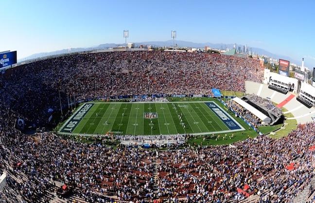 LA Coliseum Addresses Rams Fan Issues