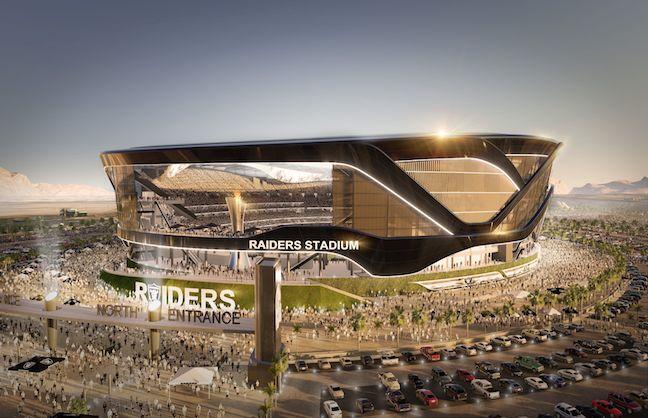 New Las Vegas Football Stadium Funded