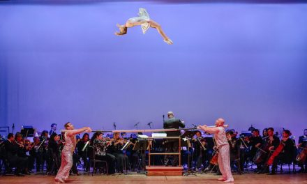 Cirque Musica Starts 28 City Holiday Tour