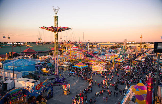 Tulsa State Fair Draws 1.2 million