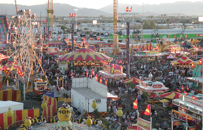 New Additions Benefit Arizona Fair