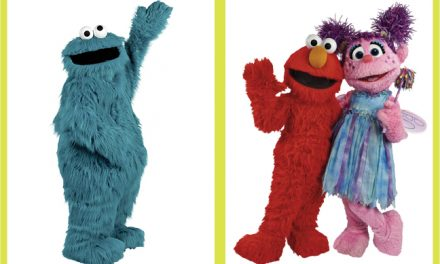 Feld Taking Over Sesame Street Live!