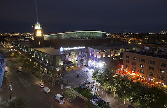 Nationwide Arena Tax Exempt