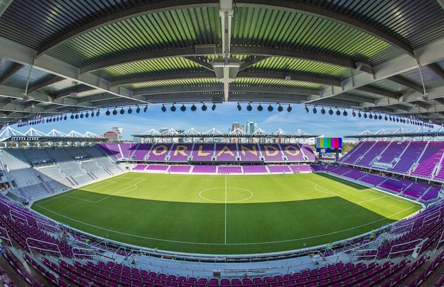 Orlando City Stadium Brings Safe Standing