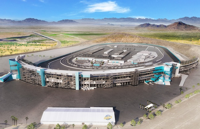 Phoenix Raceway plans $178-million upgrade