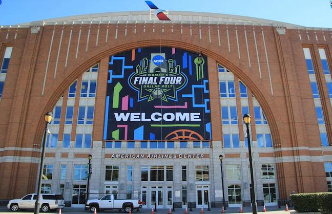 Dallas Ready For Women's Final Four