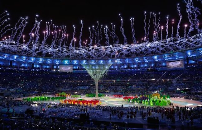 Olympics Ink Mobile Deal