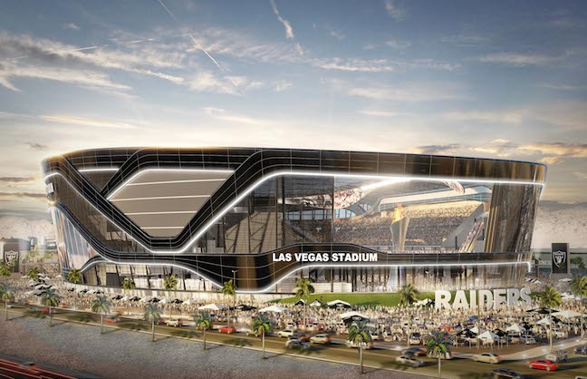 Raiders Brand, Vegas Brand Unite