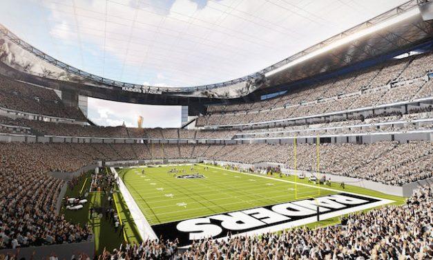 New Financing Rejuvenates Las Vegas Stadium