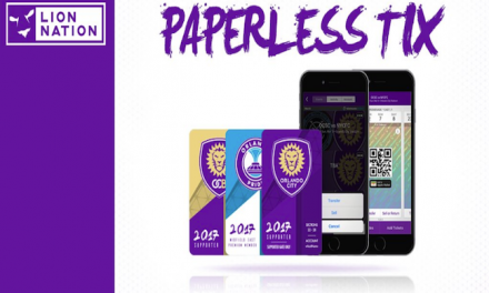 Orlando City SC Goes Paperless
