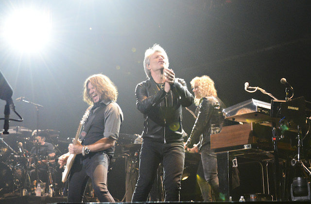 BON JOVI'S BLOCKBUSTER TOUR WRAPS FIRST LEG