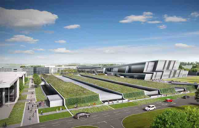 New Aberdeen Complex Goes to SMG Europe