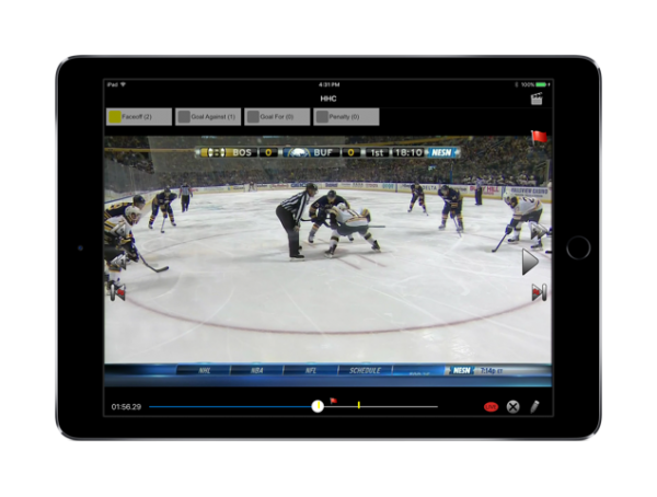 NHL Benches Get iPads