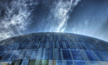 SPRINT CENTER REFLECTS KANSAS CITY'S GROWTH