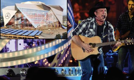 Brooks To Play 1st Mercedes-Benz Stadium Concert