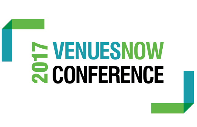 VenuesNow Announces Speakers