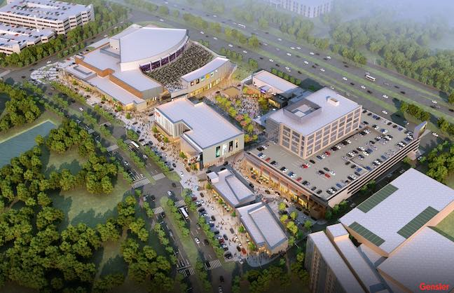Las Colinas To Open Multiple Venues