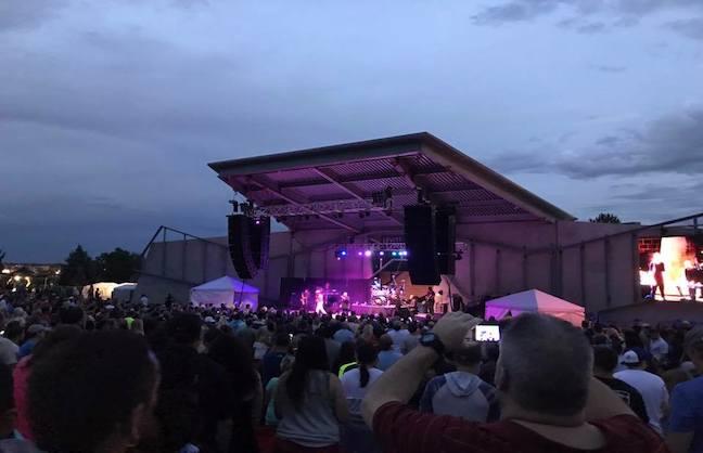 Levitt Pavilion Denver Opens