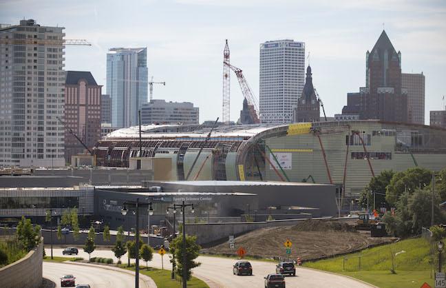 New Milwaukee Arena Is a Neighborhood