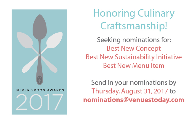Nominate for 2017 Silver Spoon Awards!