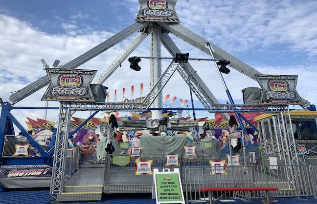 Corrosion Blamed For Ohio Fair Tragedy
