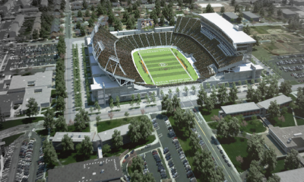 Colorado State Rams Open $220-Million Venue
