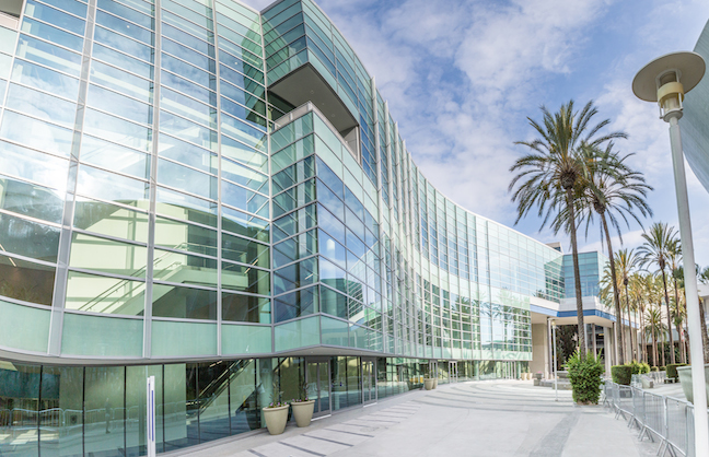 Anaheim Opens $190M North Hall