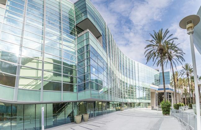 Anaheim Opens $190M North Hall