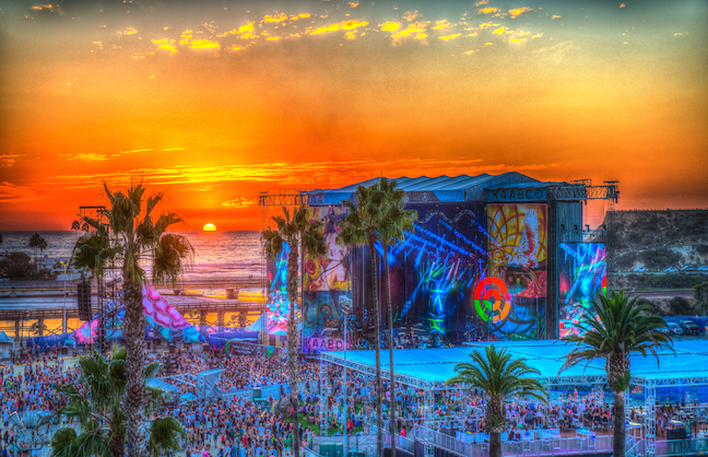 KAABOO Aims For Luxury