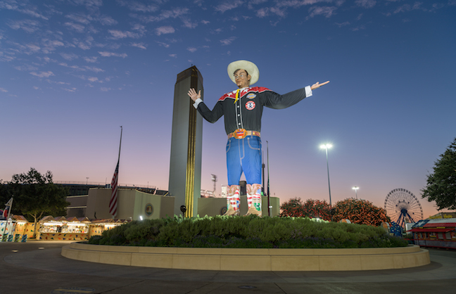 Etix a Hit at Texas State Fair