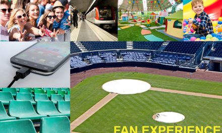 Survey Shows Fans Want Experiences