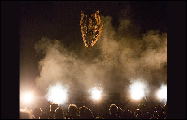 Special Effects Show Fires Up in U.S.