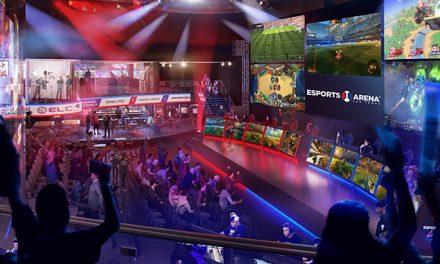 Game On For Vegas Esports Arena