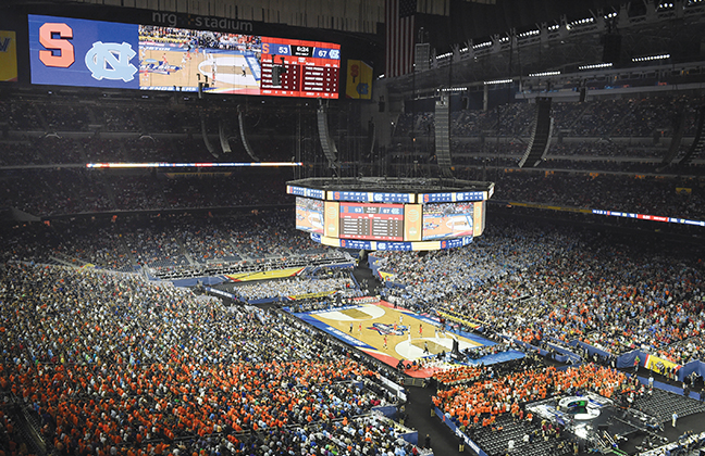 SCOUTING TRIPS HELP TAKE MADNESS OUT OF FINAL FOUR