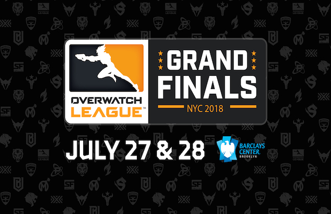 Barclays Center Nabs Overwatch Final