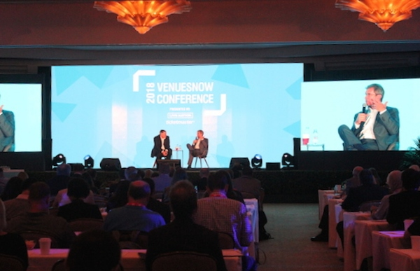 Report From VenuesNow Conference