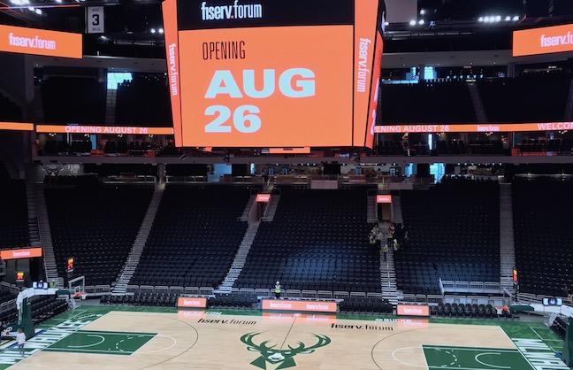 Groundbreaking Arena Name