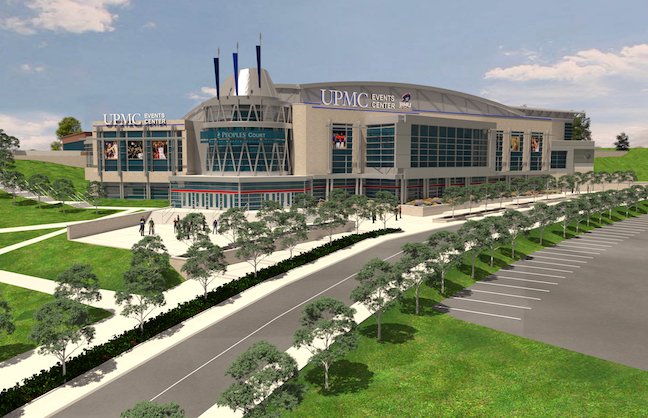OVG Facilities To Manage New Arena